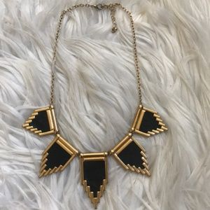 HOUSE OF HARLOW 1960 AZTEC STYLE NECKLACE